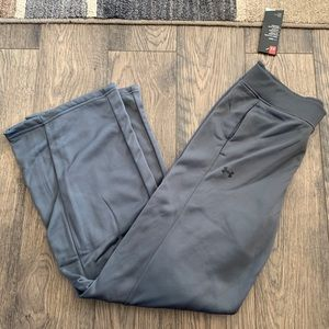 Under Armour grey cold gear sweatpants